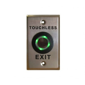 ACSS Touchless Exit Button ACWEL3761