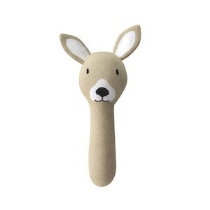 Mister Fly Handheld Rattle Kangaroo