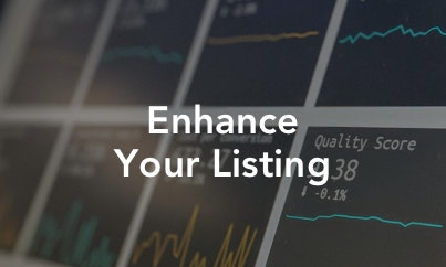 Enhance Your Listing