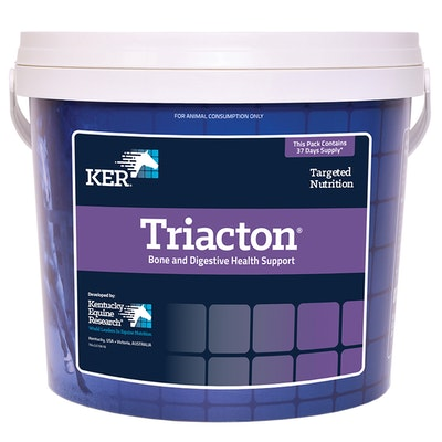 KENTUCKY EQUINE RESEARCH Ker Equivit Triacton Bone & Digestive Health Horse Supplement - 2 Sizes
