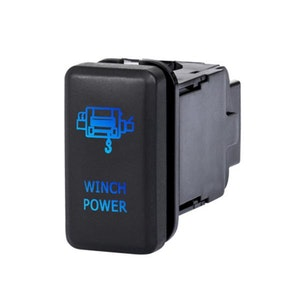 Led Work Light Push Switch For Toyota Hilux Oem Landcruiser