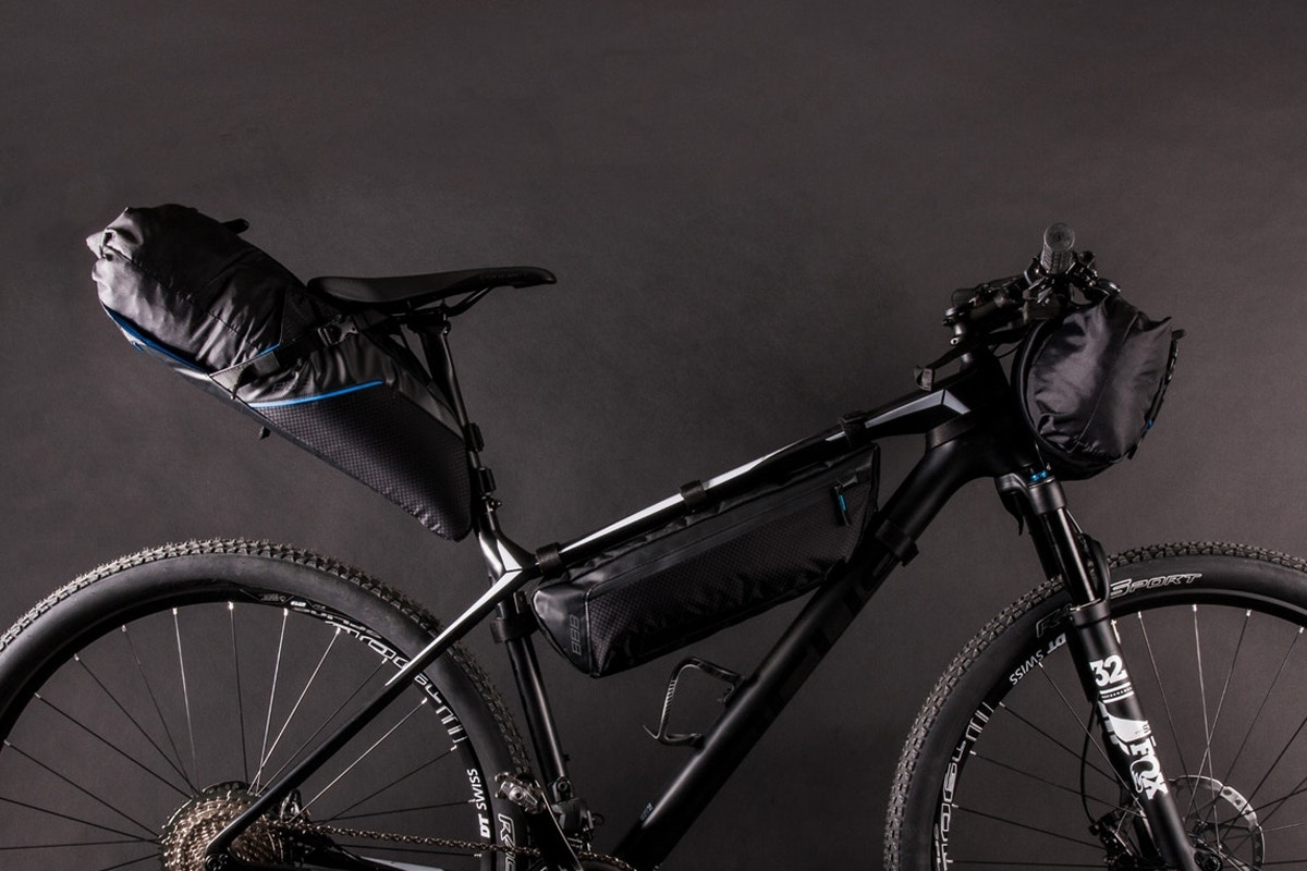 BBB Cycling Bikepacking Bags review