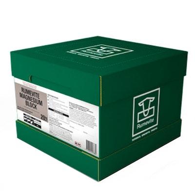 Barastoc Rumevite Magnesium Molasses Block for Grass Tetany 20kg