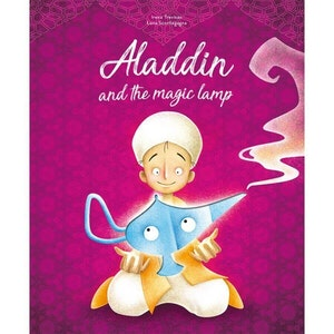 Sassi Junior Sassi - Aladdin Die-Cut Book