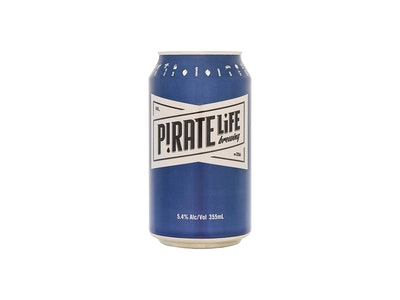 Pirate Life Pale Ale Can 355mL