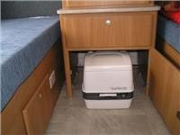 Eco-responsible Thetford 335 perfect fit in GoSee Jayco Discovery