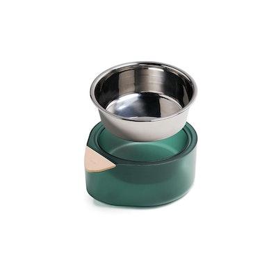 Pidan Pet Bowl-L-Single- Green