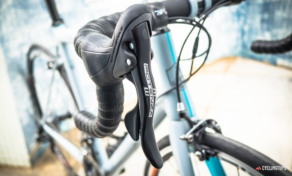 The New Potenza Groupset from Campagnolo