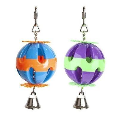 Kazoo Plastic Ball W Bell Small