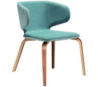 PRE ORDER - Wrap chair - Timber base