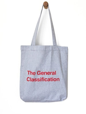 The General Classification The GC Recycled Tote Bag Grey