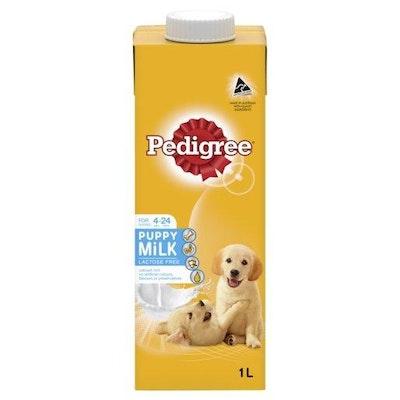 Pedigree Puppy Milk 1 Litre