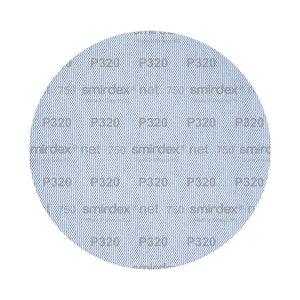 """6"""" Smirdex 750 NET Velcro Discs - Pack of 50"""