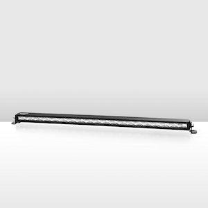 38inch LED Light Bar Slim Single Row Dual Mounting Lamp