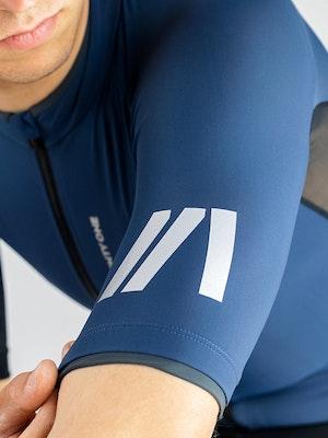 Twenty One Cycling Factory Lightweight Jersey - MidNightBlue - Men