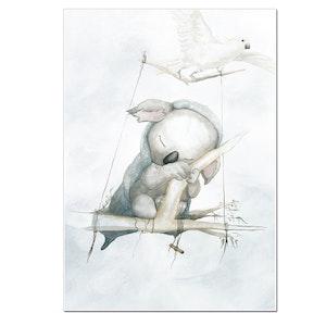 Koala Dreaming Print - A3
