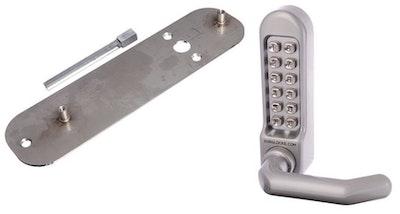 Borg Locks 5000 digital code pad with adaptor kit to suit a Lockwood 3572 Mortice Lock or similar