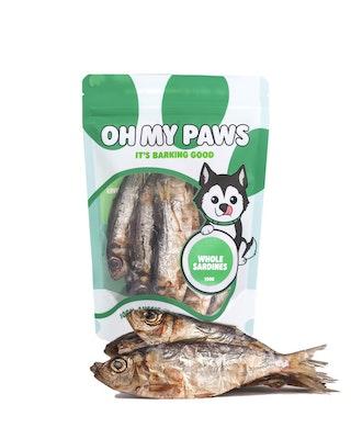 Oh My Paws Whole Sardines