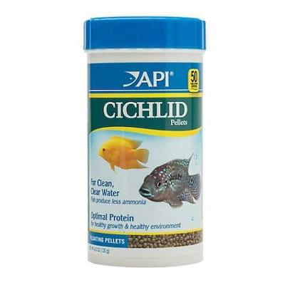API Cichlid Pellets 70G