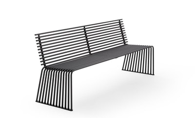 PRE ORDER - Zero Fifteen Bench With Backrest