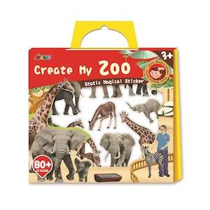 Avenir - Static Magical Stickers - Create My Zoo