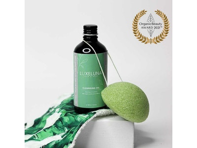 Luxeluna Face & Body Hydrating Cleansing Oil