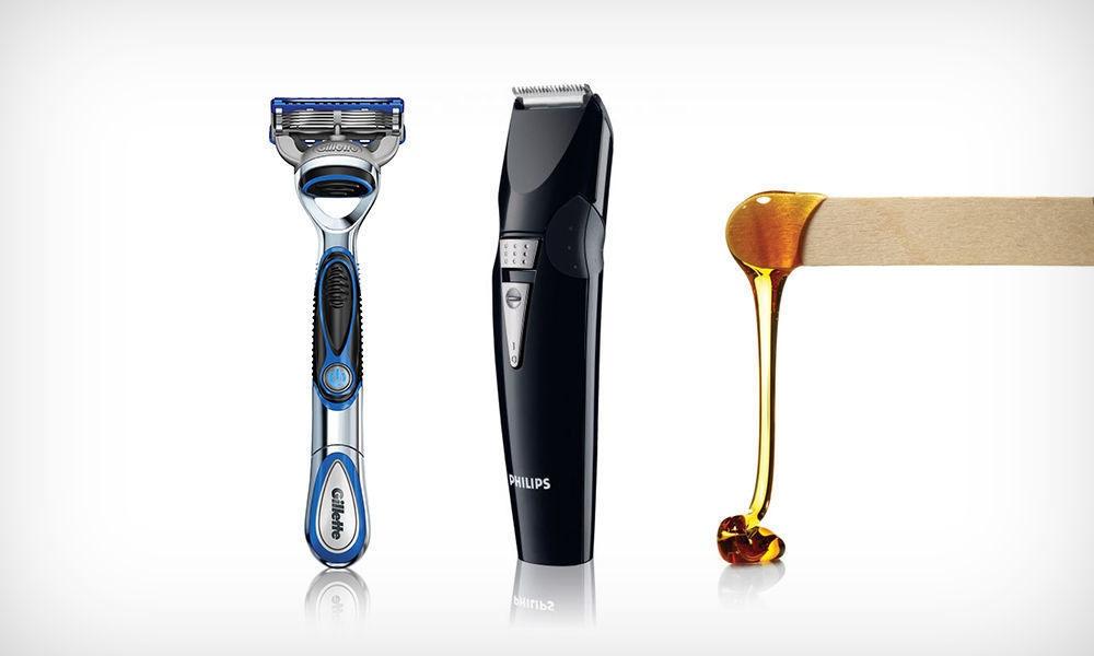 Rasieren, Wachsen, Lasern - Haarentfernung für Radfahrer