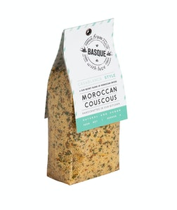 From Basque with Love Casablanca Style Moroccan Couscous