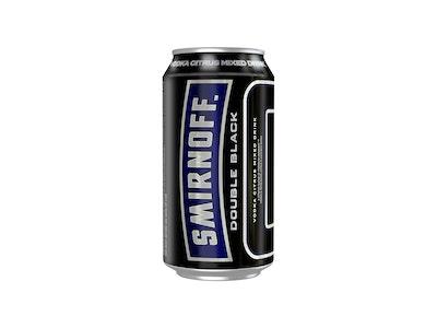 Smirnoff Ice Double Black Can 375mL