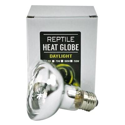 VG Daylight Heat Lamp Reptile Heat Globe E27 - 4 Sizes