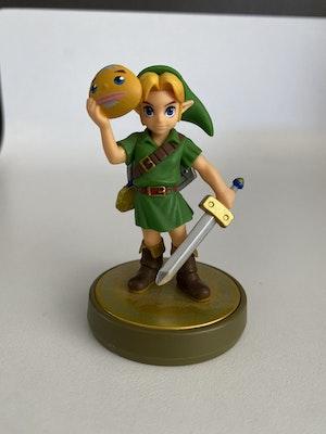 The Legend of Zelda: Majora's Mask Link Amiibo