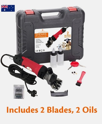 Pet & Livestock HQ New 350W Electric Sheep Shearing Clippers Shears