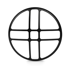 "7"" Metal Titan Design Grill"