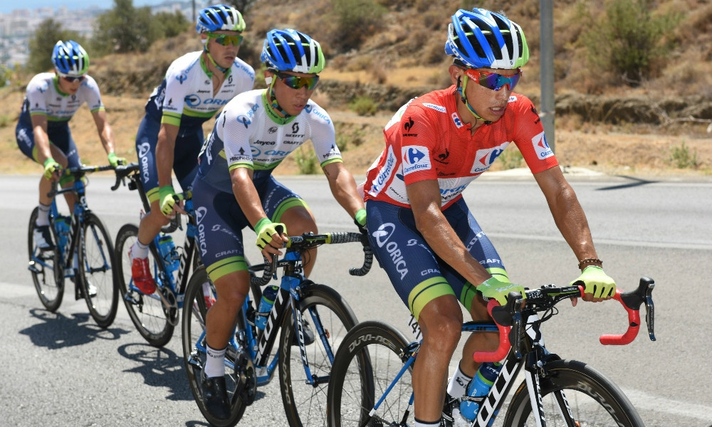 Backstage Pass - Week One of Vuelta