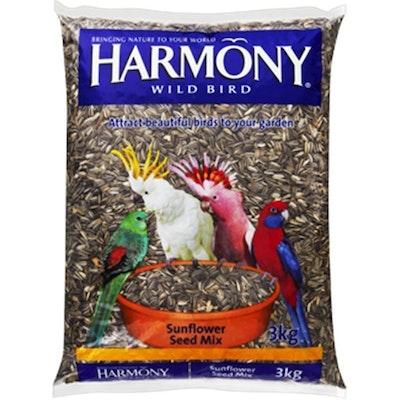 Harmony Wild Bird Harmony Sunflower Seed Mix Wild Bird Food - 2 Sizes