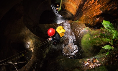 Canyoning: have you got the skills?
