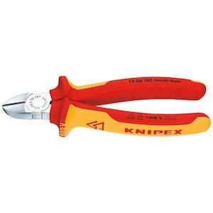 Knipex 140mm Diagonal Cutter - 1000V VDE