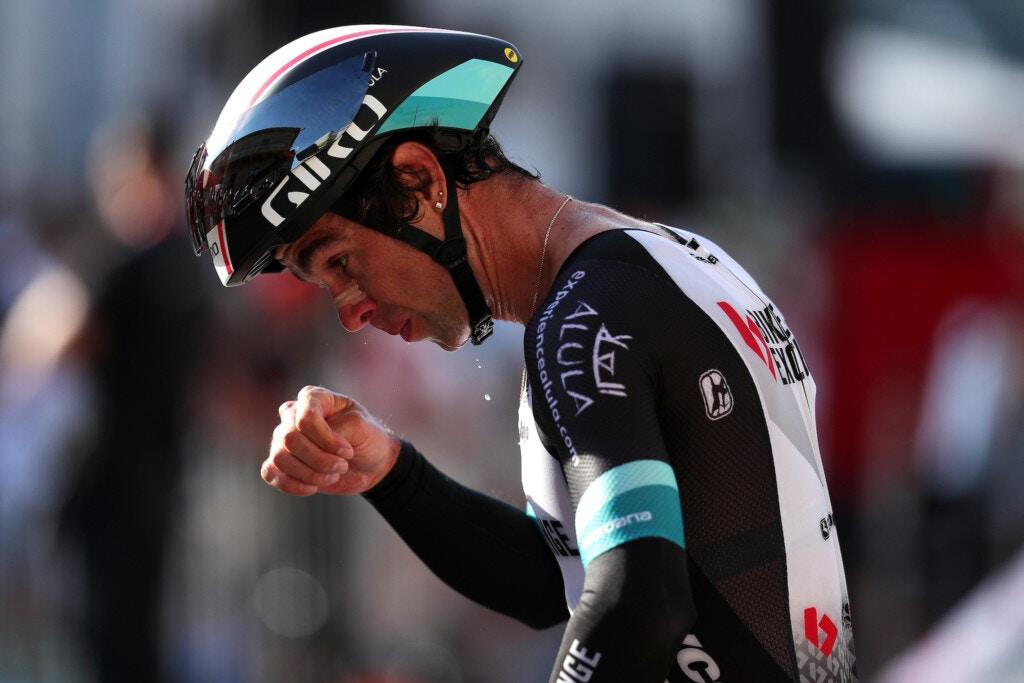 Resumen de Team BikeExchange en la Vuelta a España