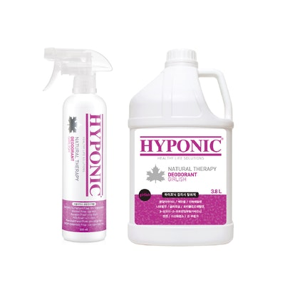 Hyponic Chitosan Deodorizer (floral scent)- 500ml/ 3.8L