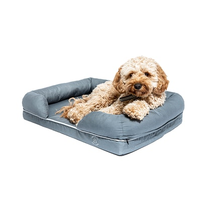 Imperial Petcare Small Imperial Dog Bed - Grey