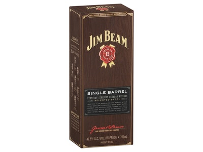Jim Beam Single Barrel 700mL