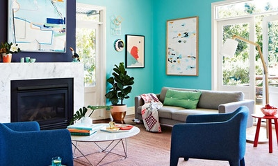 Colour Your Home Happy This Summer