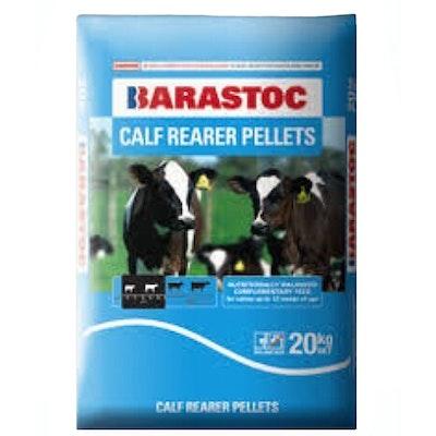 Barastoc Calf Meal Rearer Pellets Cow Food to 12 Weeks 20kg
