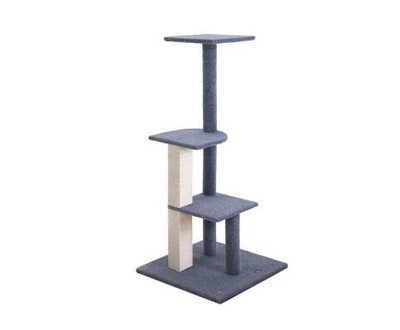 House of Pets Delight Cat Tree 124cm Trees Scratching Post