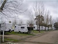 Caravan sites Benalla Leisure Park.