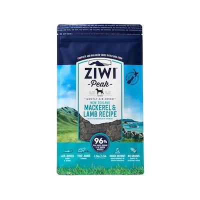 ZiwiPeak ZIWI Peak Air-Dried Mackerel & Lamb Recipe For Dogs - 2.5KG