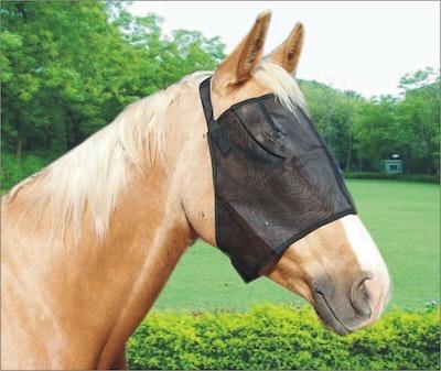 Capriole Equestrian PVC Fly Veils