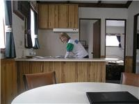 Annette Terrill Ballarat Goldfields full kitchen facilities