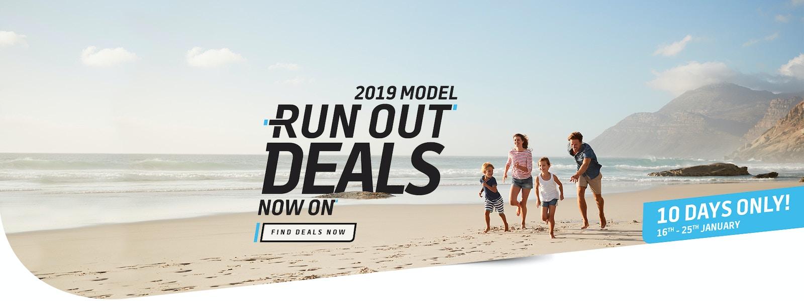 Run Out Deals
