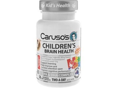 Caruso's Natural Health Caruso's Children's Brain Health